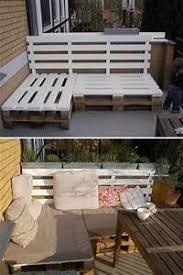 m bel balkon balkon paletten sofa aus paletten bauen spannende diy projekte