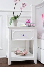 nightstand exquisite the twins white nightstands ana simple
