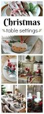 christmas table setting ideas town u0026 country living