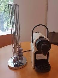 nespresso siege nespresso krups inissia plus rotating capsule holder in lisburn