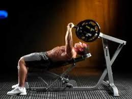 Bench Press Machine Weight Powertec Leverage Multi Press Youtube