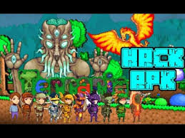 apk version terraria mod apk unlimited everything android version