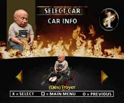 Rc Car Meme - psbattle verne troyer riding an rc car in the house rebrn com