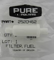 amazon com polaris oem atv fuel filter automotive