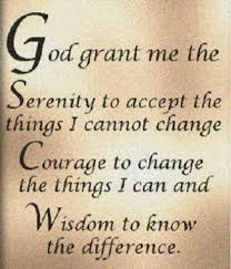 Serenity Prayer Meme - mothers prayers and thoughts of love november 2013
