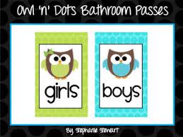 bathroom pass ideas bathroom pass ideas 28 images bathroom passes i made today for