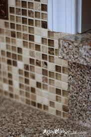 Grouting Kitchen Backsplash How To Grout Tile Backsplash Grouting Kitchen Backsplash