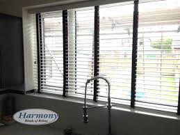 Wide Slat Venetian Blinds With Tapes White Wooden Blinds With Tape White Wooden Blinds For Emma S