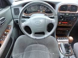 hyundai sonata 1999 1999 hyundai sonata information and photos momentcar