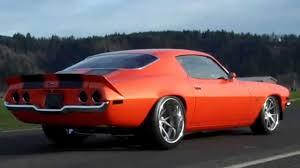 custom 71 camaro 1971 camaro ls3 efi 6spd forged wheels 4 whl ind