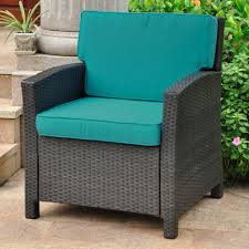 Outdoor Wicker Chair With Ottoman Patio Dining Sets And 8 Resin Wicker Lounge Chairs Home And Interior