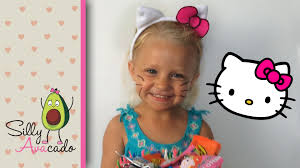 halloween headbands diy hello kitty cat ears halloween tutorial how to make cat ears