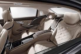 maybach car 2015 naias 2015 mercedes maybach s600 what an elegant dream techdrive