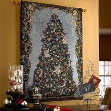 twelve days of tapestry wall hanging 34 x 26