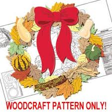 Thanksgiving Wreath Craft 76 Best Patterns And Plans Images On Pinterest Yard Art