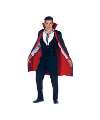 black and red cape halloween vampire cape unisex costume