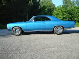 1966 chevelle ss 396 in the perfect color with the muncie m21