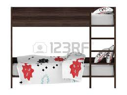 Cartoon Bunk Bed by Kids Bunk Bed Stock Photos Royalty Free Kids Bunk Bed Images And