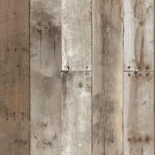 vinyl peel and stick wallpaper shop tempaper single roll 28 sq ft weathered vinyl wood peel and