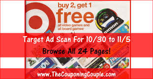 target pdf ad for black friday 2017 target ad scan for 10 30 to 11 5 16 browse all 24 pages