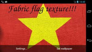 Viet Nam Flag 3d Vietnam Flag Android Apps On Google Play