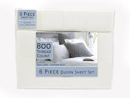 100 what is the highest thread count for sheets what are