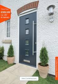 Composite Exterior Doors Composite Doors Door Designer Diy Or Fitted Composite Doors