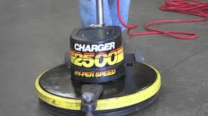 Pad Holder For Floor Buffer by Nss Charger 2500 Hy Per High Speed Floor Buffer Finisher Burnisher
