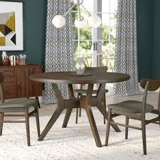 Circular Dining Room Tables - round kitchen u0026 dining tables joss u0026 main