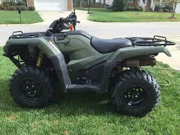 my 14 rancher honda atv forum
