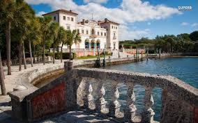 Vizcaya Floor Plan Art Now And Then Villa Vizcaya Miami Florida