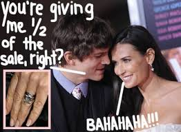 demi moore rids herself of last memory of ashton kutcher by