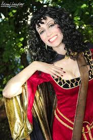 Mother Gothel Halloween Costume Mother Gothel Cosplay Adami Langley Deviantart