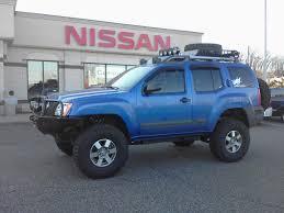 2004 Lifted Nissan Xterra - 2012 blue xterra on 35 u0027s album of pics second generation