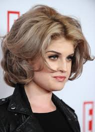 haircut for big cheekbones layered haircuts for round faces with chubby cheeks hairstyles