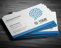 Social Network Business Card Most Appreciated Projects On Behance