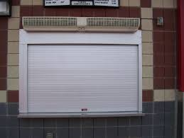 Overhead Roll Up Door by Rolling Counter Shutter