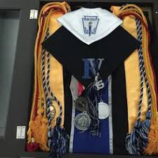 graduation shadow box cap and gown graduation memories shadow box filled with gown sash cords cap