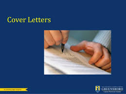 Cover Letters For Resumes Sample by Resume And Cover Letter Workshop Career Services Uncg