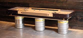 Shuffle Board Tables Custom Shuffleboard Table Check U2013 Monday Night Brewing