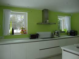 meuble cuisine vert anis phénoménal rideau vert anis meuble de cuisine vert avec rideau