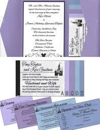 ticket wedding invitations tony s disneyland ticket book wedding invitations