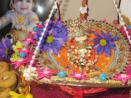 How To Decorate Janmashtami At Home How To Make Janmashtami Jhula At Home
