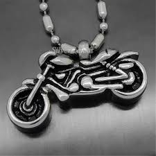 cremation jewelry for men silver motorcycle cremation jewelry keepsake memorial urn pendant