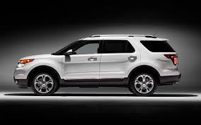 Ford Explorer Upgrades - 2012 ford explorer information and photos zombiedrive