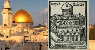 when mass was celebrated in the dome of the rock ucatholic