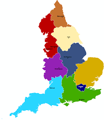 A Map Of England by Where Is England England Maps U2022 Mapsof Net