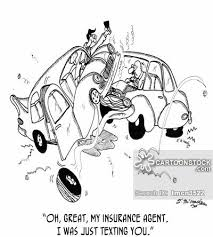 animated wrecked car car accident cartoons and comics funny pictures from cartoonstock
