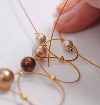 How To Make Jewelry Out Of Wire - 120 best diy wire necklace images on pinterest wire necklace