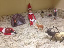 on shelf reindeer duck dynasty deer elves on the shelf